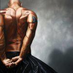 Christiane Vleugels - Samurai - Oil Painting