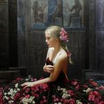 Christiane Vleugels - Timeless - Oil Painting