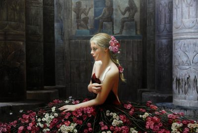 Christiane Vleugels - Timeless - Oil Painting