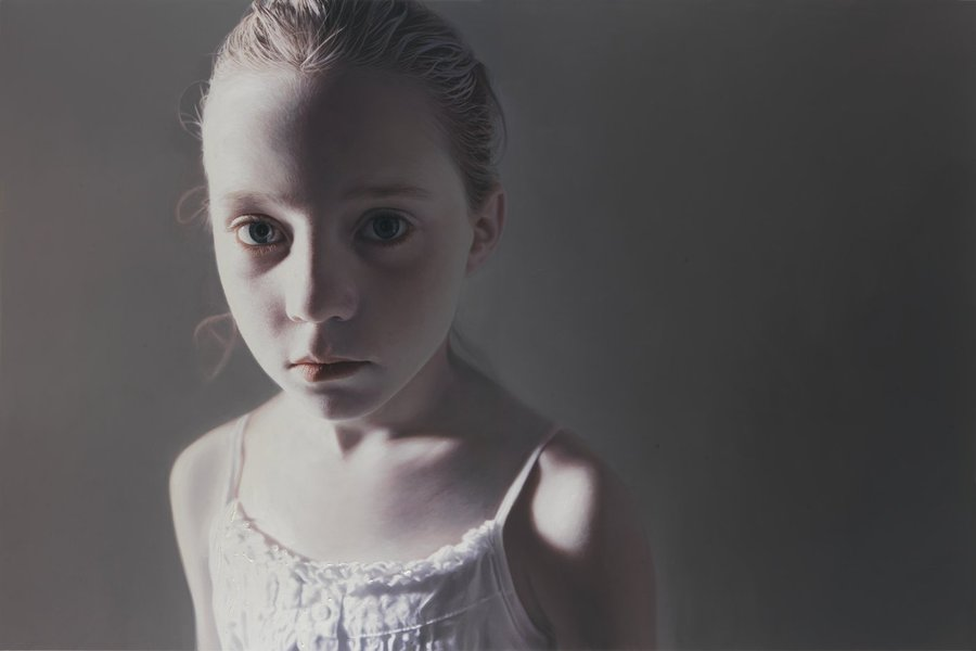 Gottfried Helnwein - Murmurs of innocents