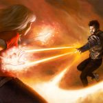 The Duel by Dave Palumbo